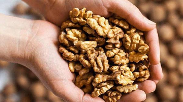 норма потребления грецких орехов