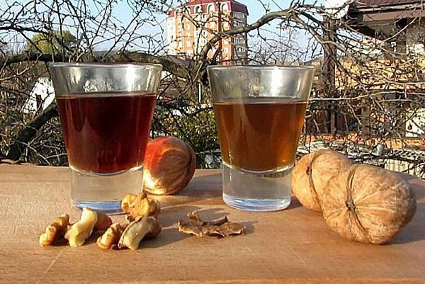 Настойка из перегородок грецких орехов на спирту купить где можно купить медицинский спирт 96