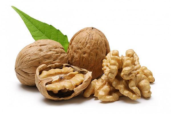 орехи для салата