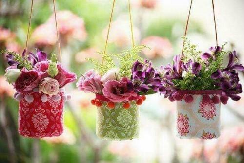 изящные кашпо для цветов