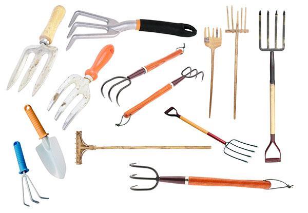 практичные садовые инструменты