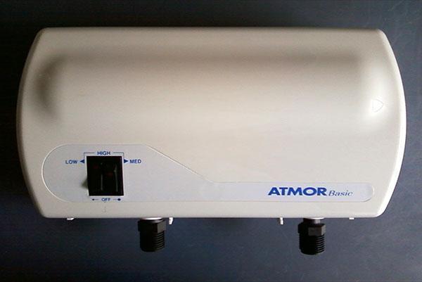 проточный водонагреватель Атмор