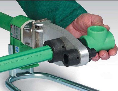 проведение обвязки водонагревателя