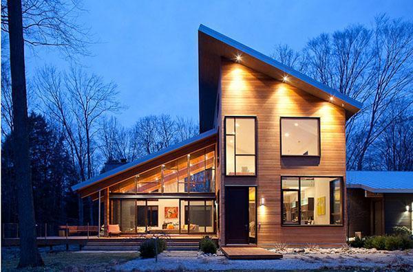 Выбираем красивую и надежную крышу для частного дома