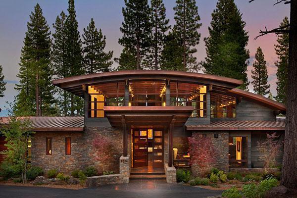 сводчатая крыша