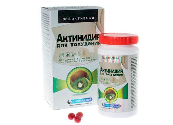 актинидия для похудения