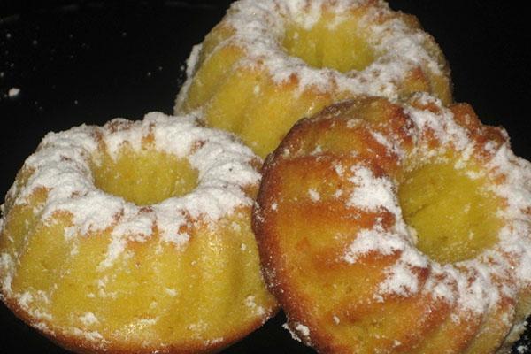 апельсиновые кексы по классическому рецепту