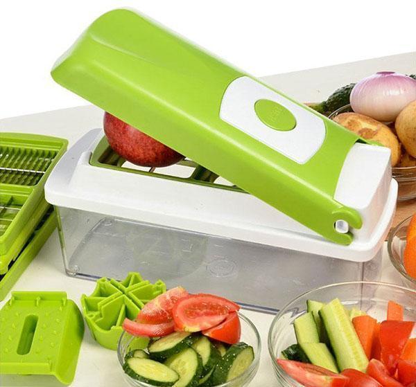 идеальная нарезка овощей