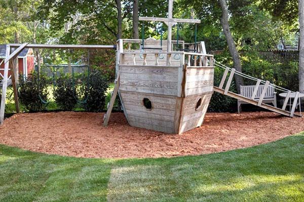 игровая площадка для детей 12 лет