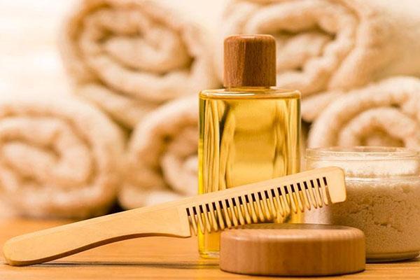 лечение кончиков волос маслом жожоба