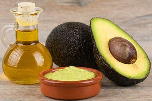 маска из авокадо для сухой кожи