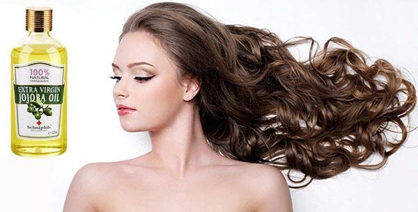 применение масла жожоба для волос