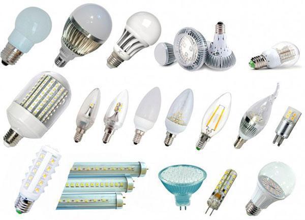лампы для подсветки рассады