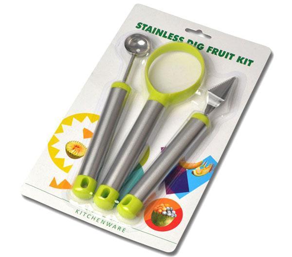 набор ножей для фигурной нарезки