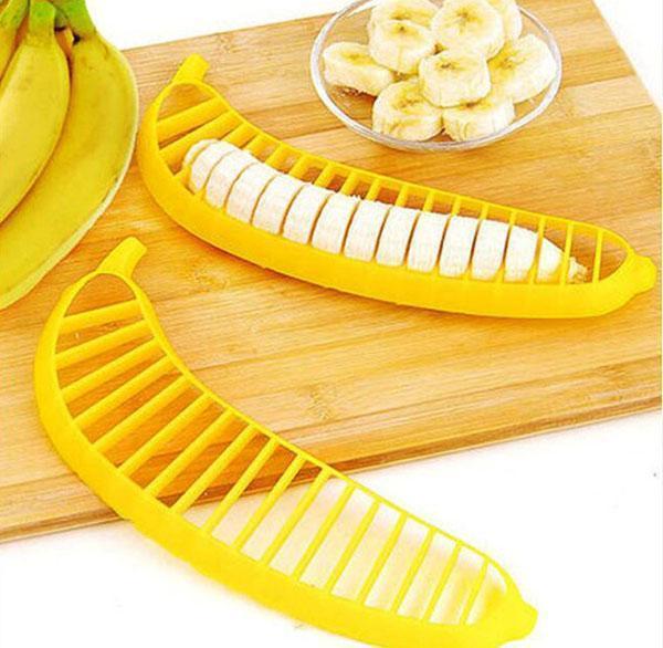 нож для нарезки бананов