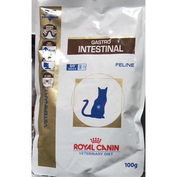 корм для кошек с больным кишечником