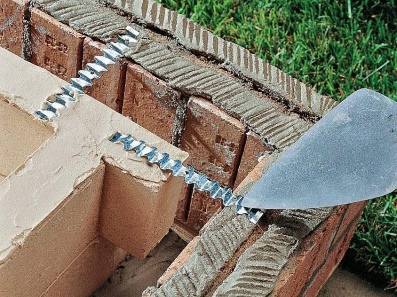 инструменты и материалы для кладки мангала