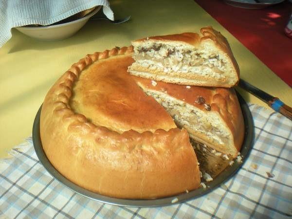 пирог губадья