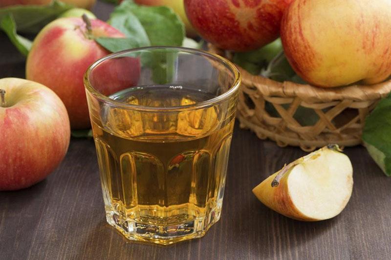 яблочный уксус без дрожжей