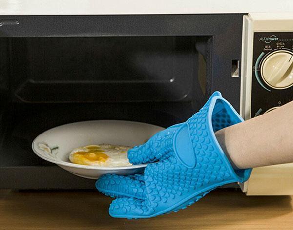 защита рук от высокой температуры