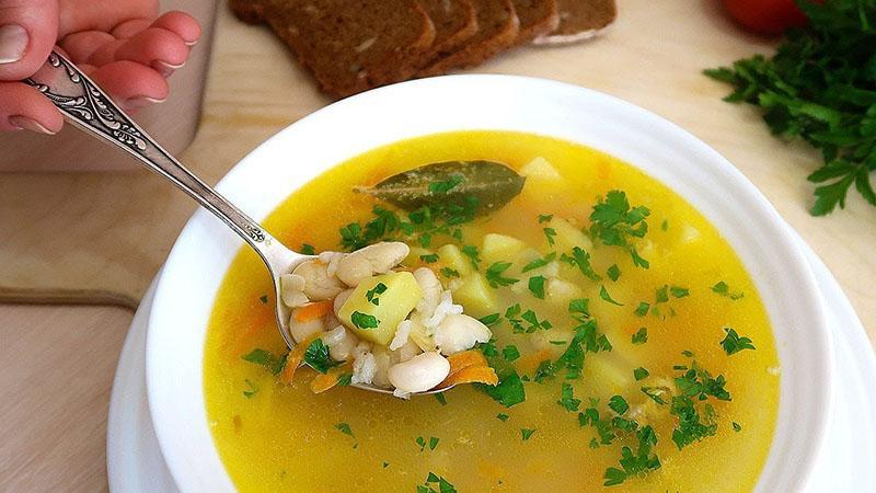 как приготовить фасоль рецепт супа