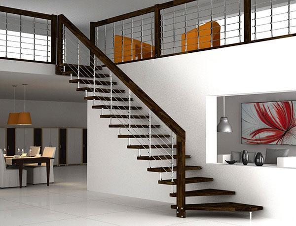 больцевая лестница