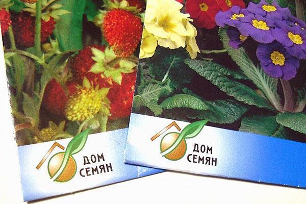 семена агрофирмы Дом семян
