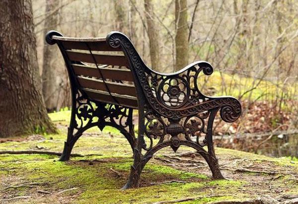 skameyka-svoimi-rukami-1 Садовая скамейка со спинкой своими руками: чертежи изделий