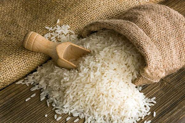 очищенный рис