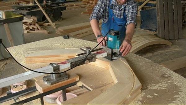 изготовление свода арки