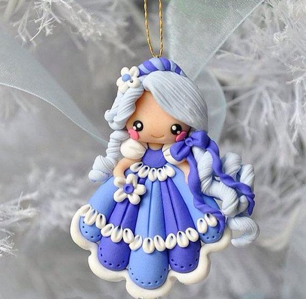 удивительная куколка