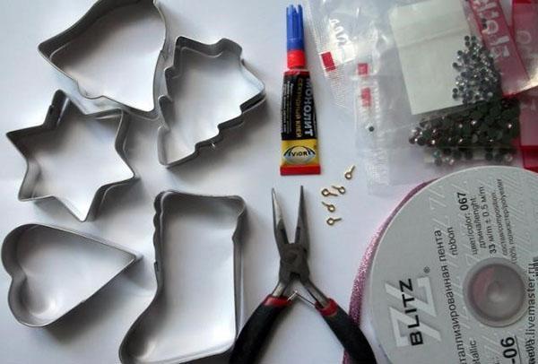 инструменты для работы с глиной