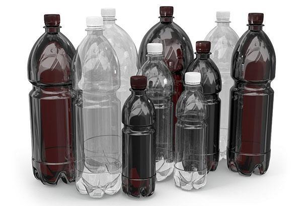 пластиковые бутылки для новогодних поделок