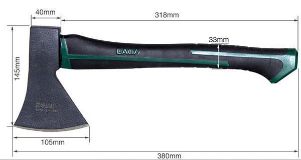 размеры инструмента