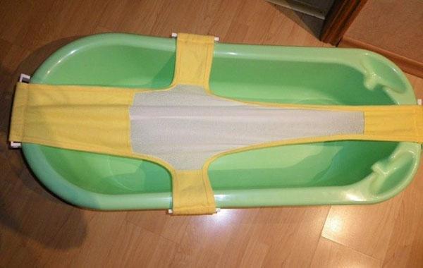 гамак для купания на 4 креплениях