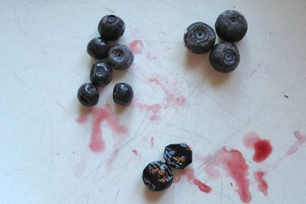 низкокалорийная ягода голубика
