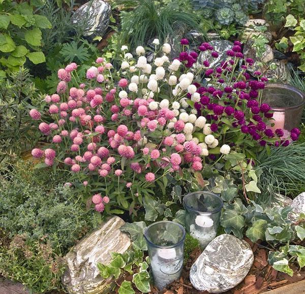 создание садовых декораций