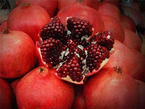 спелые сочные сладкие плоды