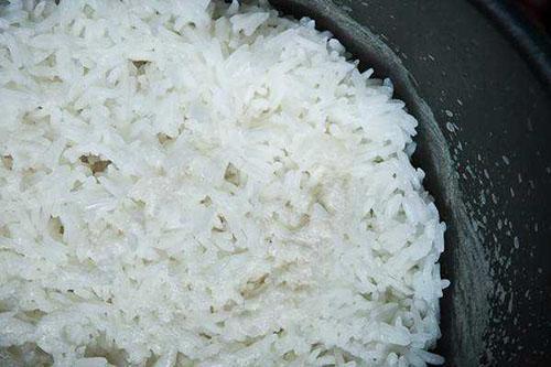 провариваем рис