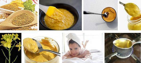 разные рецепты масок для волос с горчицей
