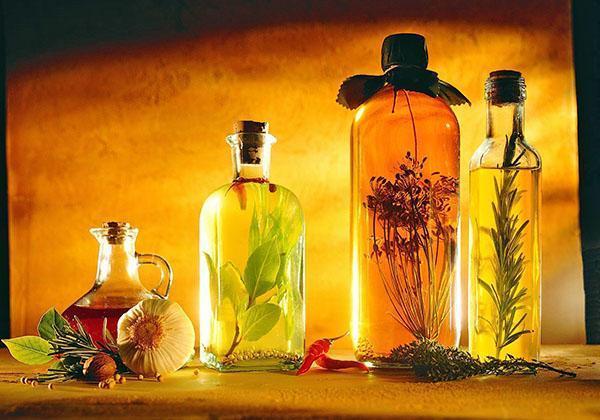 лечебные масла для масок