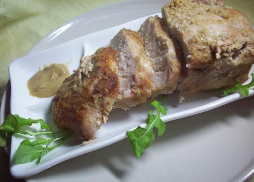 мясо в горчице по классическому рецепту