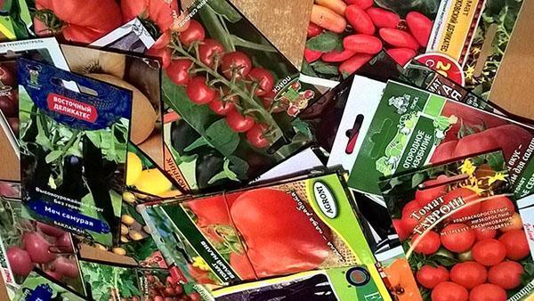 покупка качественных семян