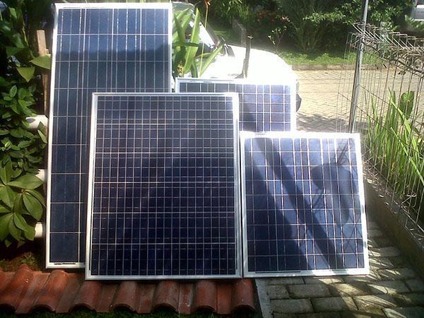неправильная установка солнечных батарей