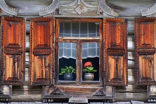 реставрация старых окон