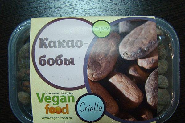 какао сорт криолло