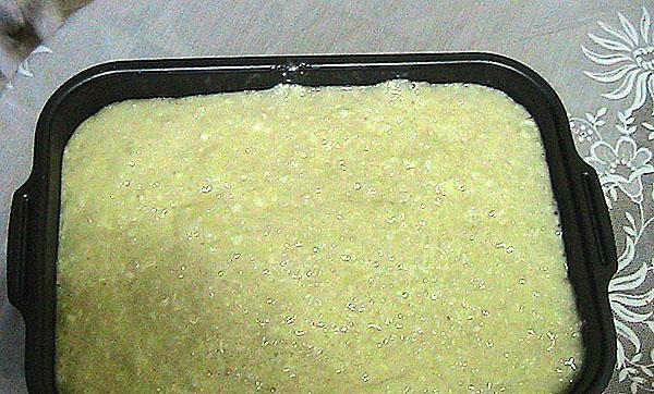 соединить ингредиенты и заполнить форму