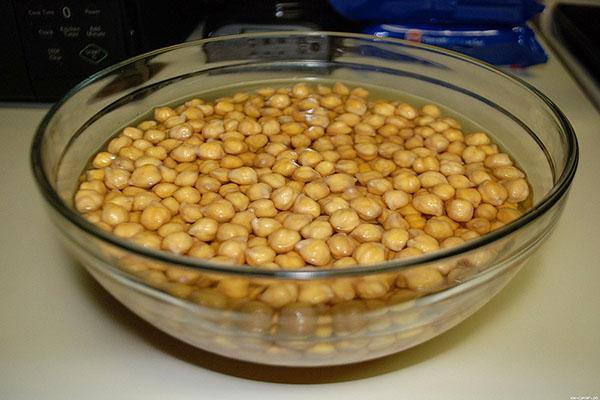 нут для супа из баранины и алычи