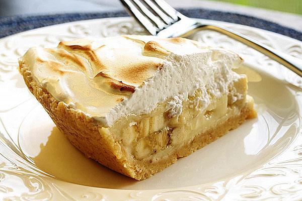 десерт из творога и яблок
