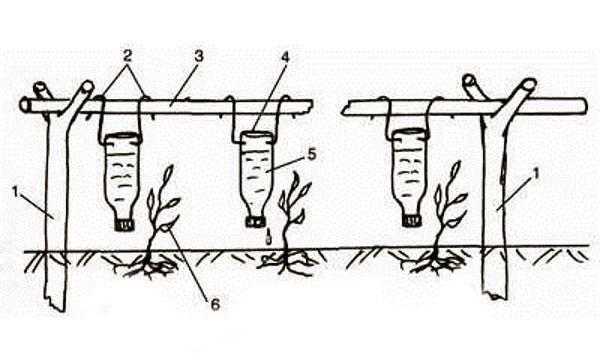 подвесная система полива
